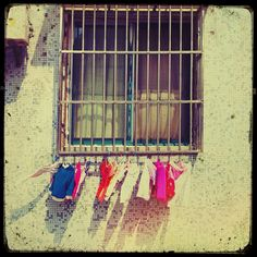 Laundry Day - Shanghai, China