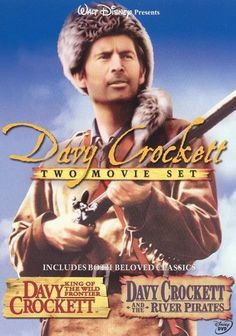 Rent Davy Crockett: Anniversary Double Feature starring Fess Parker and Buddy Ebsen on DVD and Blu-ray. Get unlimited DVD Movies & TV Shows delivered to your door with no late fees, ever. Two Movies, Family Movies, Movie Tv, Classic Movies, Classic Tv, The River, Western Film, Western Movies, Western Art