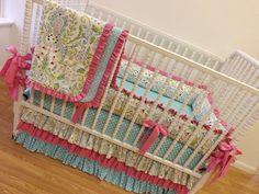 Baby bedding :)