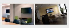 ADVANCED IMPROVES INTERNAL COMMUNICATION AND PRODUCTIVITY WITH MULTIPURPOSE DIGITAL DISPLAYS AT MICROSOFT EDMONTON