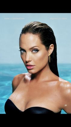 One of the most awe inspiring, beautiful women in the famous world, Angelina Jol. - One of the most awe inspiring, beautiful women in the famous world, Angelina Jolie - Angelina Jolie Fotos, Angelina Jolie Diet, Angelina Movie, Angelina Jolie Photoshoot, Lara Croft Angelina Jolie, Beautiful Celebrities, Most Beautiful Women, Beautiful People, Boy Celebrities