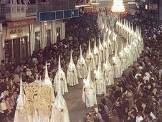 Semana Santa in Cartagena - Spain is very famous for numerous events held during Semana Santa or Holy Week. Murcia, Malaga, Holy Week In Spain, Monuments, Cartagena Spain, Roubaix, World Religions, Spain And Portugal, Roman Catholic