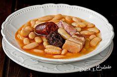 Dulce y Salado: FABADA ASTURIANA