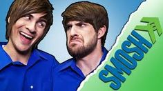 Smosh - Anthony Padilla and Ian Hecox