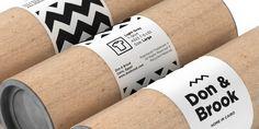 Don & Brook — The Dieline - Branding & Packaging