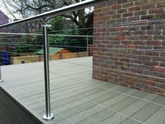 To complement our Pro-Railing range of products, we now offer as a choice of infill in addition to our system. Wire rope systems are ✅ Simple to install ✅ Cost effective ✅ Contemporary Brick, Stairs, Wire, Range, Outdoor Structures, Contemporary, Simple, Outdoor Decor, Alternative