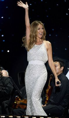 'What happens in Vegas stays in Vegas': Celine Dion reveals she wants another…