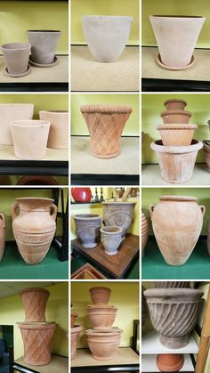Commercial and Residential Interior Designers in the NYC/Long Island area who need a large supply of Wholesale Terracotta styles to choose from will be very happy when they visit Planter Resource Inc. and Pottery King. We provide convenience by not having to visit 5 places just to be able to complete multiple projects. We have all of the Spring 2021 colors you are looking for!
