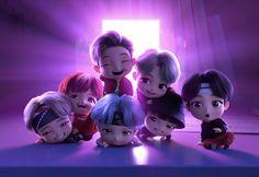 Bts Taehyung, Jimin, Bts New, Pixar, Tan Wallpaper, Chibi Wallpaper, Bts Drawings, Bts Chibi, Bts Korea