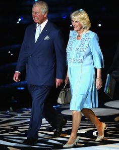 On April 04, 2018, Prince Charles and Duchess Camilla of Cornwall attended opening ceremony of Gold Coast 2018 Commonwealth Games (GC2018) held at the Carrara Stadium in Australia. The Gold Coast 2018 Commonwealth Games (GC2018) welcomes more than 6,600 athletes and team officials from 71 Commonwealth nations and territories to the Gold Coast and event cities Brisbane, Cairns and Townsville, to share in the celebration of sport, entertainment and culture.