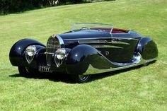 Bugatti Type 57 C Vanvooren Cabriolet (Chassis 57808 - 2004 Meadow Brook Concours d'Elegance) High Resolution Image