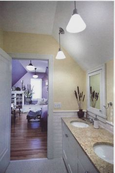 Small Bathrooms Under Eaves bathroom sink under the eave   bathroom   pinterest   sinks, attic
