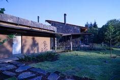 La Casona / Vista lateral NW / @ArqLDSalazar - PARQ Progresivo de Arquitectura