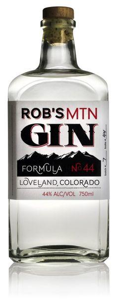 Rob's Mtn Gin