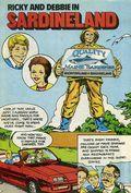 Ricky and Debbie in Sardineland (1967,1987) 1987