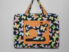 bolsa para aula de costura