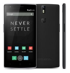 OnePlus One (64GB, Sandstone Black)- Invite Only At Rs.21999