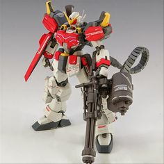 Painted Build: MG 1/100 Gundam Heavyarms EW - Gundam Kits Collection News and Reviews