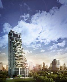 BANGKOK | Projects & Construction - Página 34 - SkyscraperCity