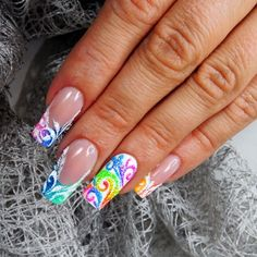 Nails for special occasions nailart Creative Nail Designs, Beautiful Nail Designs, Creative Nails, Nail Art Designs, Love Nails, Pretty Nails, Fun Nails, Sparkle Nails, Nailart