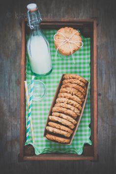 Peanut Butter Cookies | KiranTarun.com