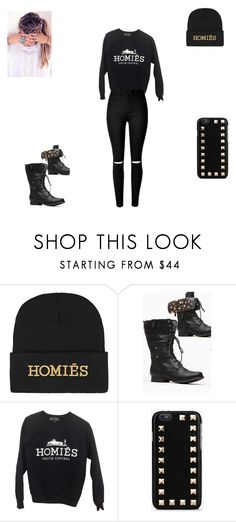 """""""sum sum"""" by anquinette on Polyvore featuring beauty, Brian Lichtenberg and Valentino"""