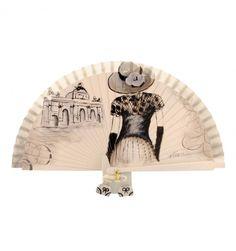 Hand Held Fan, Hand Fans, Fan Decoration, Vintage Fans, Hat Pins, Beautiful Hands, Artsy, Alonso, Madrid