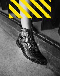 Ready to go on! #rockstyle #readytorock #wearechanging #eurekashoes #madeinportugal #handmadeshoes #fashionisfun #stylegoals #localhandmade