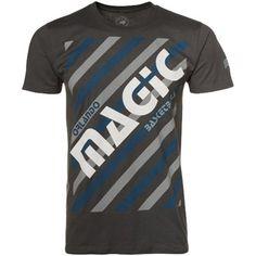 Sportiqe Orlando Magic Charcoal Atari Premium T-shirt