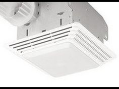 Broan Model 678 Bathroom Light Exhaust Fan Bathroom Ventilation Fan Broan Fan Light