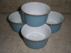 Denby - Denby Colonial Blue - Denby Colonial Blue Casserole Dish ...