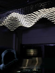 3D Module System LivingSculpture by Philips Lumiblade | #design Christopher Bauder, WHITEVOID