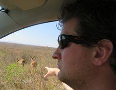 Alinda & Marco in Zuid-Afrika: Ithala Game Reserve