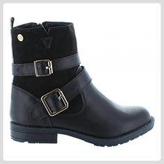 Boots für Damen und Mädchen XTI 53839 C NEGRO Schuhgröße 29 - Stiefel für frauen (*Partner-Link)