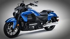 2016 Honda Goldwing F6C Valkyrie - More Outrageous Than Any Two Wheelers On The Road.
