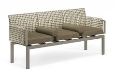 Immix modular bench system - Lobby and Lounge,