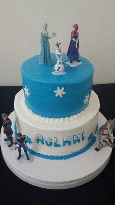 Frozen cake!!!