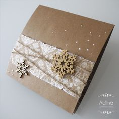 Cardmaking, Christmas Cards, Decorative Boxes, Gift Wrapping, Winter, Advent, Gifts, Content, Decoration