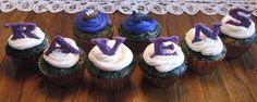 Ravens cupcakes!!