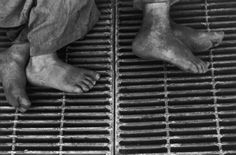 Sergio Larrain Feet of Vagabond Children. Henri Cartier Bresson, Tina Modotti, Gordon Parks, Walker Evans, Pablo Neruda, Music For Studying, State Of Grace, Famous Books, Photographer Portfolio
