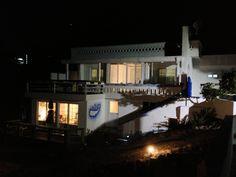 제주 흰고래 게스트하우스 야경