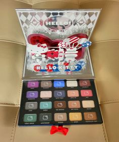 HELLO KITTY LIMITED EDITION 40th Anniversary Pop-Up Party Palette Sold Out! #HelloKitty