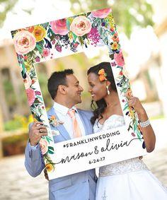 bridal shower photo prop secret garden digital file wedding photo prop baby shower photo prop printed option available bridal