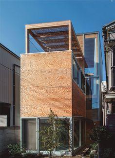 subtilitas: Kazuyo Sejima - Dangozaka house,... | Japanism