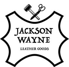 """Jackson Wayne Leather Goods * Made in USA * We make premium leather bags and small goods inspired by vintage designs from the 1920's to 1940's. We source our leather from one of America's oldest leather tanneries and design and manufacture all of our products right here in the United States. We use tier-one full grain vegetable tanned cowhide leather, the best you can get, and far superior to the """"genuine leather' mass-market bags"""