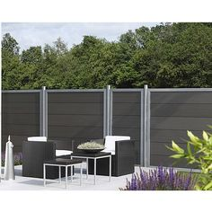 WPC Fences are a product made from pure wood composite