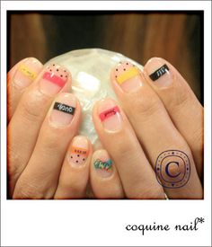 coquine nail*