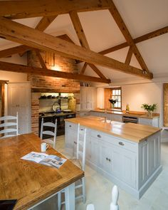 High Quality Kitchen In Barn Conversion  Rutland, Leicestershire   Traditional   Kitchen    East Midlands