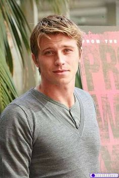 garrett hedlund.....I think he is prefect to play Finnick Odair in the 2nd&3rd Hunger Games movies