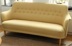 Samsas by Carl Malmsten. For sale for reupholstery.